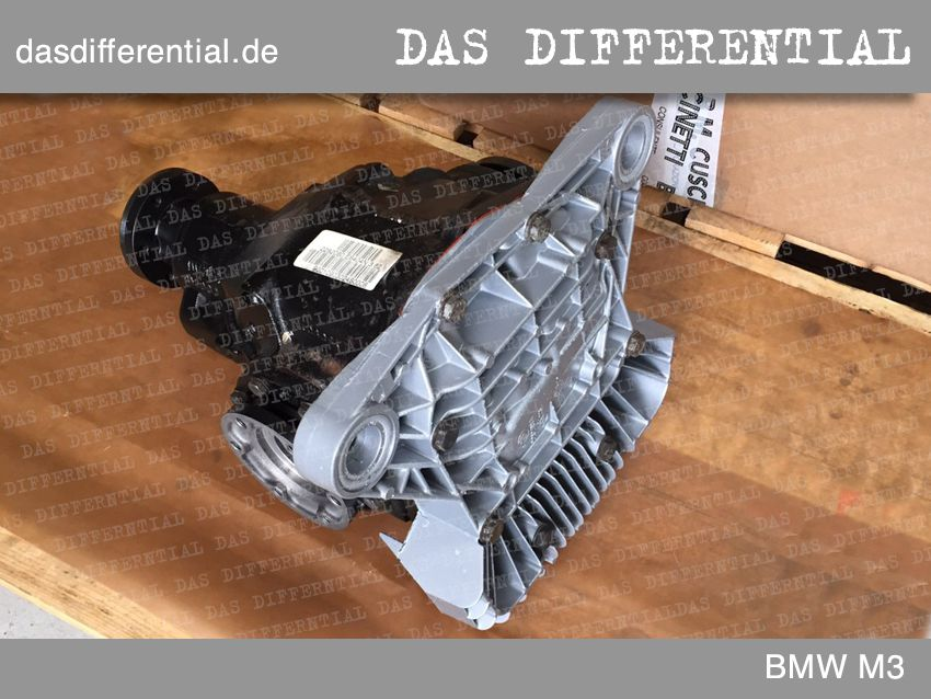 differential bmw m3