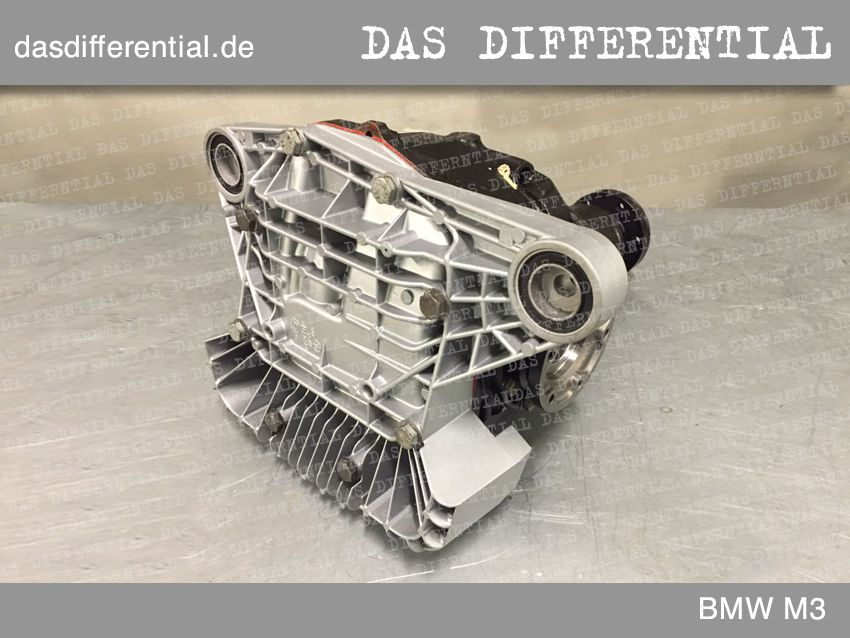 differential bmw m3 4