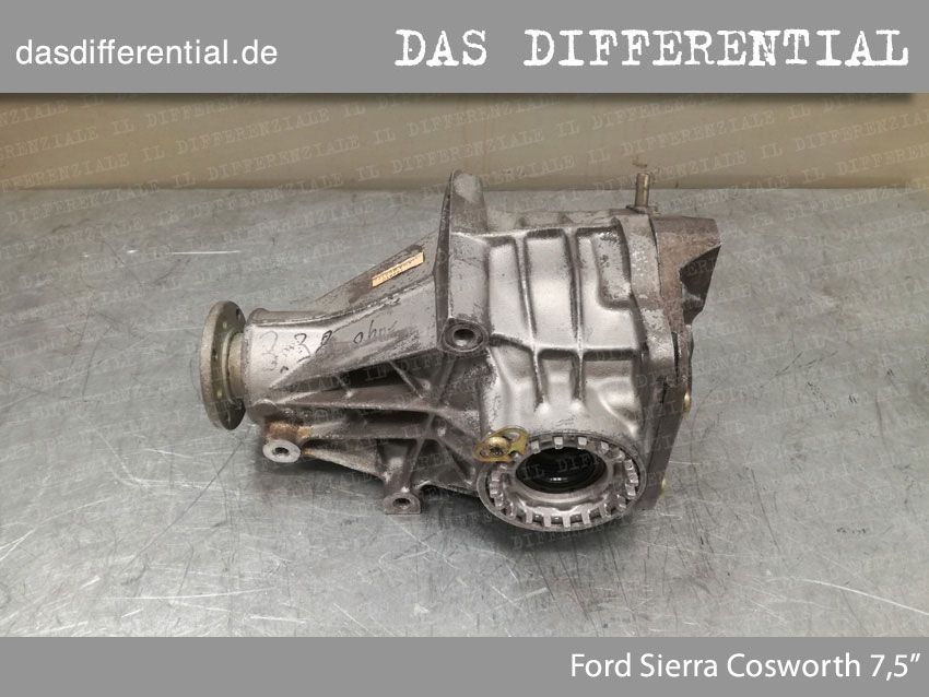 Ford Sierra Cosworth Differential 2