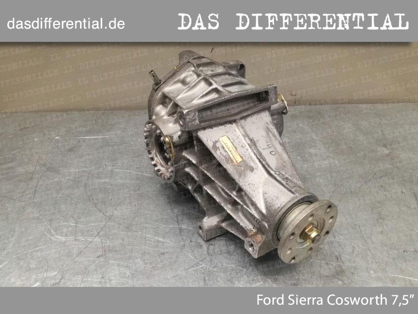 Ford Sierra Cosworth Differential 4