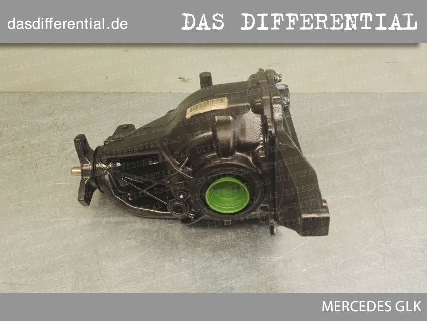 Heck Differential Mercedes GLK 1