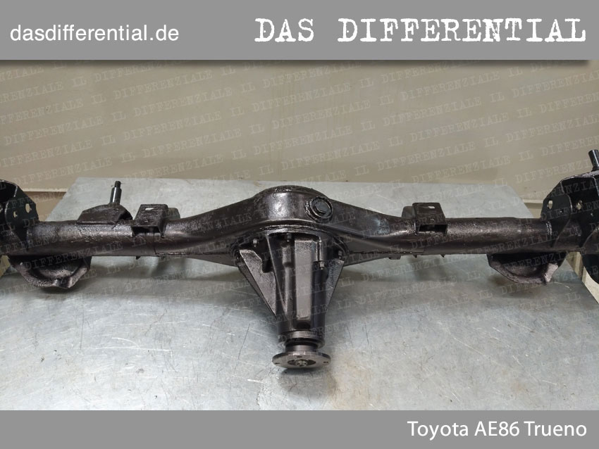 Toyota AE86 Trueno HECK DIFFERENTIAL 3
